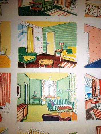1956 Woman's Own Home Illustrations 2