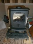 New Morso stove