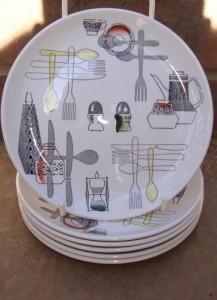 Barker Bros Plates