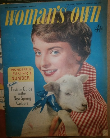 Woman's Own, March 17th 1955