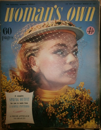 Woman's Own, March 4th, 1954