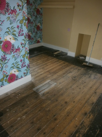 Main Bedroom Floor
