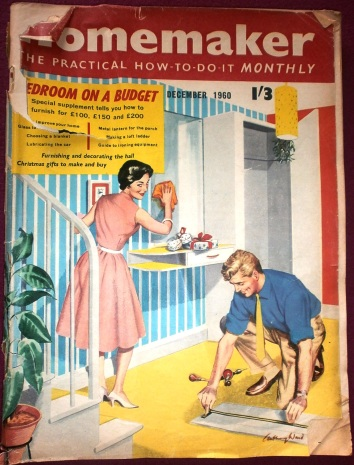 Homemaker Magazine - December 1960