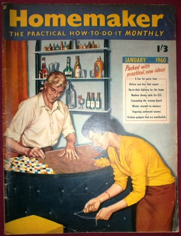 Homemaker - January 1960