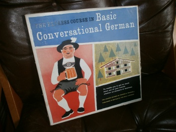 Basic Conversational German LP