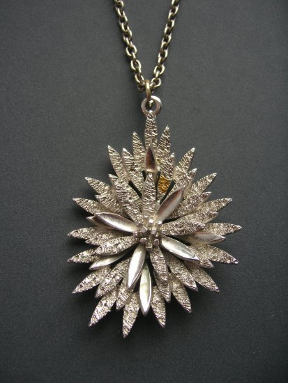 1960s Starburst Necklace