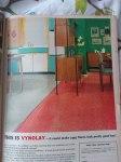 Advert for retro room
