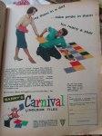 Carpet Tiles Retro Advert