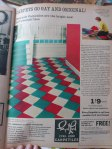 Retro Carpet tiles advert