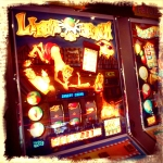 Retro fruit machine