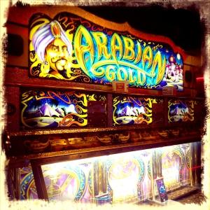 Arabian nights arcade