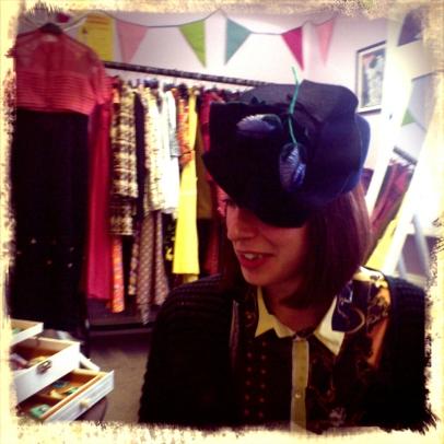 Vintage hat 2