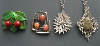 Mid Century Jewellery Collection