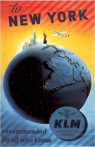 New York vintage poster