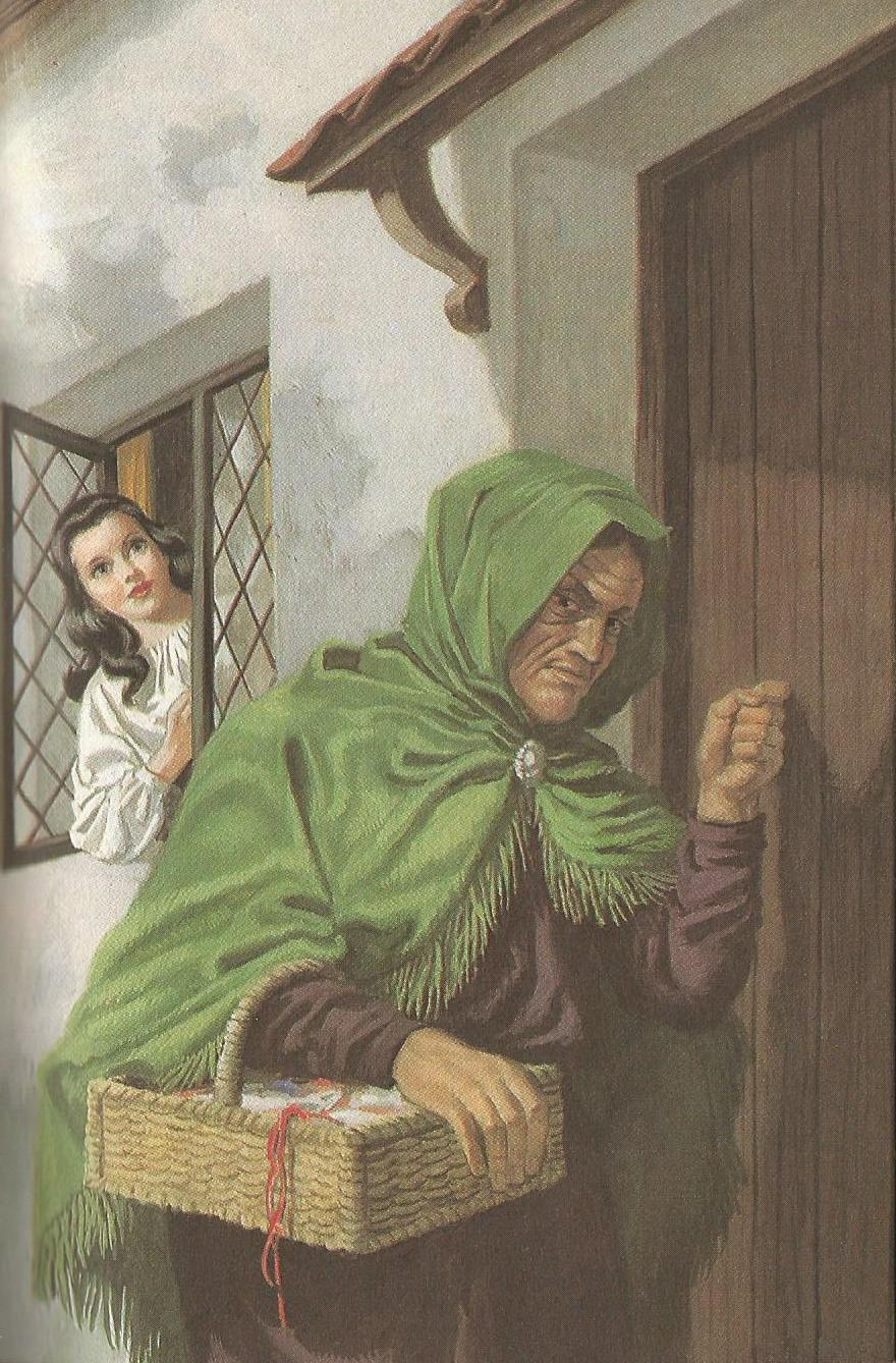 The Seven Most Popular Types Of Businesses: Ladybird Book: Snow White And The Seven Dwarfs (1969