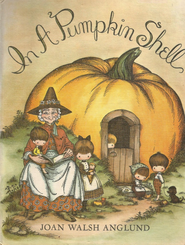 In a Pumpkin Shell front cover
