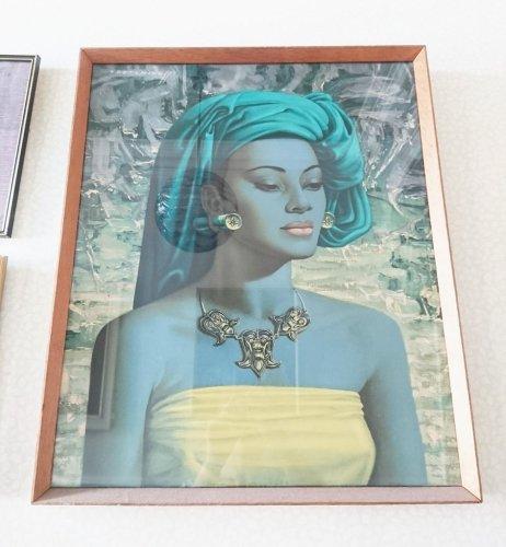 Balinese Girl - Tretchikoff