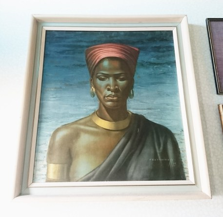 Zulu Girl - Tretchikoff