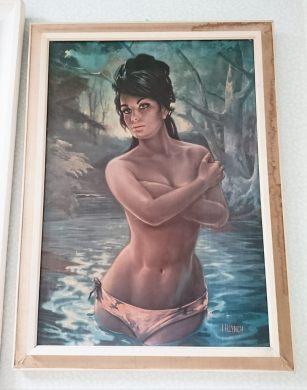 Water Nymph - JH Lynch