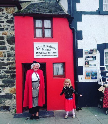 The Smallest House in Great Britain