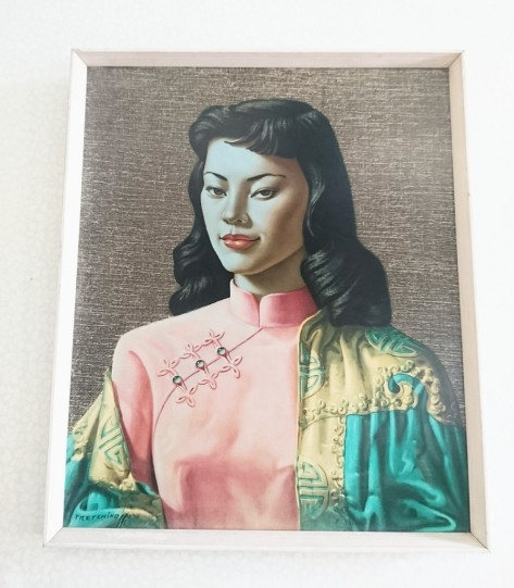 Miss Wong - Tretchikoff