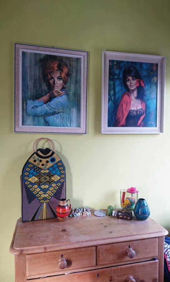 Vintage prints and WGP