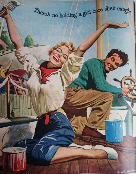 Sea Fever - Kenneth Kirkland
