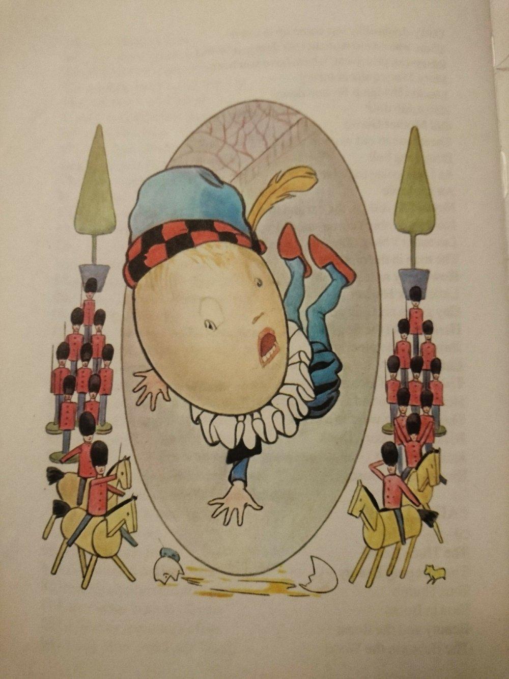 Margaret Tarrant Humpty Dumpty
